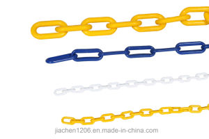 Made in China Favorable Price Multicolor Traffic Plastic Chain pictures & photos