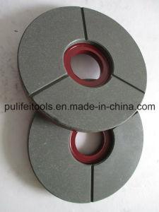 Diamond Tools Resin Bonded Polishing Wheel for Abrasive Stone