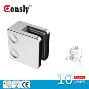 Stainless Steel Glass Clamp with Square Type pictures & photos