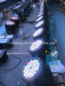 48*RGBW 4in1 Multi-Color LED Waterproof PAR Can pictures & photos