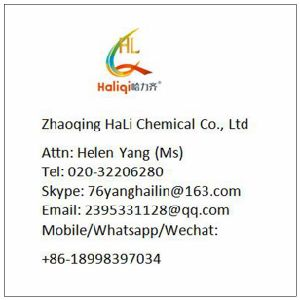 Decoration Glass Ball Finishing Paint (HL-602) pictures & photos