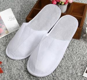 Non Woven Disposable Hotel Slippers