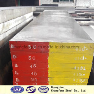 Die Steel Cold Work Mould Steel /DC53/D2/1.2379 pictures & photos