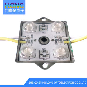 Waterproof 4LEDs SMD5050 LED Module pictures & photos