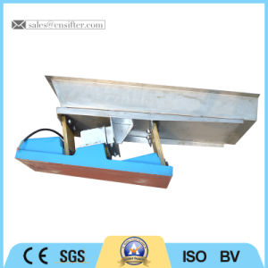 Granular Material Electro-Magnetic Vibration Feeder Supplier pictures & photos