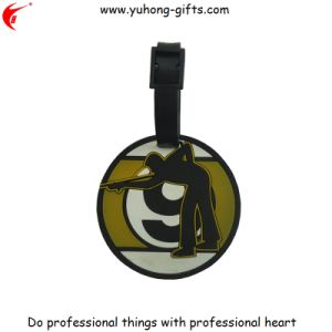 Rubber Luggage Tag for Travel Bag (YH-LT012) pictures & photos