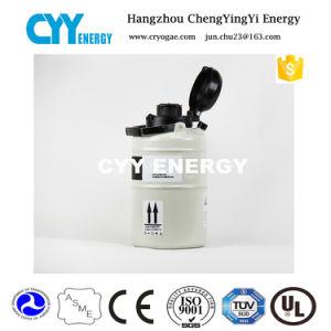 Yds30 Cryogenic Liquid Nitrogen Dewar Flask for Semen Storage pictures & photos