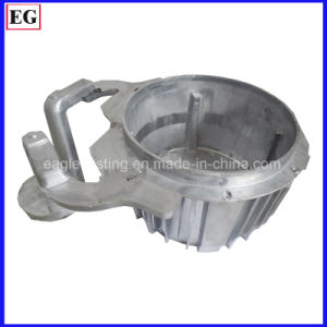 Aluminum LED Cover Die Casting Auto Parts pictures & photos