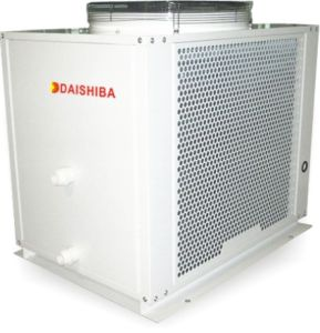 Swimming Pool Heat Pump for Commercial Pool with High Cop
