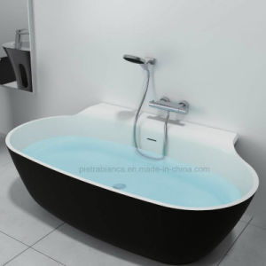 High Quality New Modern Bathroom Furniture Bathtub (PB1076N) pictures & photos