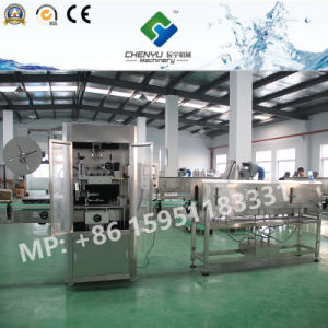 Full Automatic Sleeve Labeling Machine pictures & photos