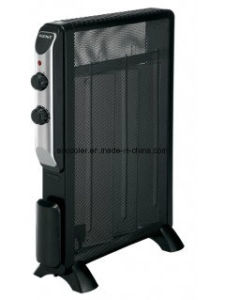 Convector Heater for Homes with Mica Heater