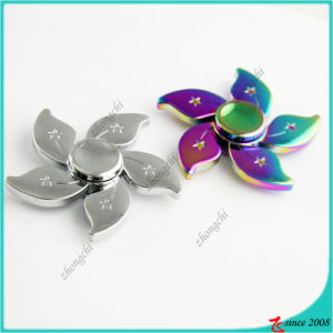 Factory Supply High Quality Metal Fidget Spinner Relieve Stress Finger Fidget Spinner pictures & photos