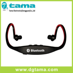 Outdoor Exercise Use Bluetooth Wireless Headset with Plastic Neckband Design pictures & photos