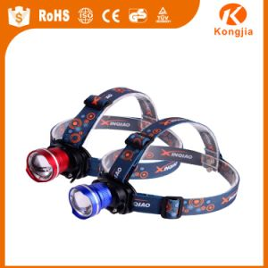 Rechargeable CREE T6 LED Best and Brightest Headlamps for Hunting