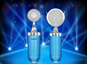 Small Bottles Computer Network K Song Capacitor Microphone pictures & photos