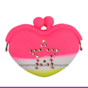 Custom Design Silicone Waterproof Beach Bag/Silicone Cosmetic Bag/Silicone Handbags pictures & photos