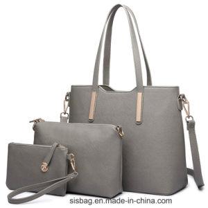 Designer Celebrity PU Leather Shoulder Bag Women Set Bag pictures & photos