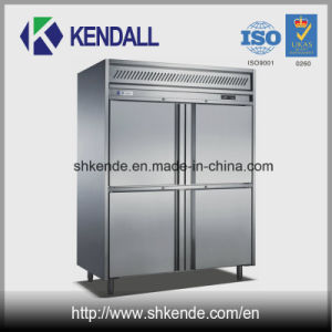 Multi-Door Stainless Steel Deep Freezer for Commercial Use pictures & photos