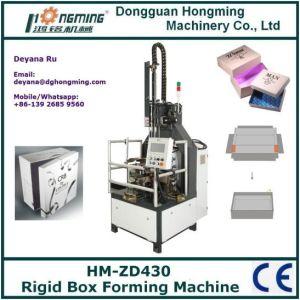 Hm-Zd430 Automatic Rigid Box Forming Machine (HM-ZD430)