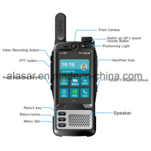 Good Function Police Mobile Data Assistant Support Public Network Cluster (Intercom / Teleconference / GPS positioning) pictures & photos
