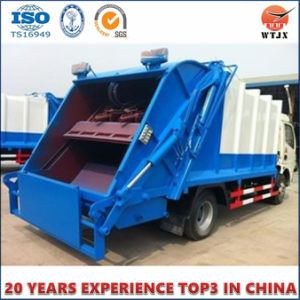 Horizontal Direction Hydraulic Cylinder for Garbage Truck pictures & photos