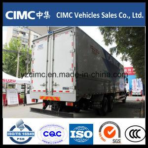 Hyundai Xcient Vc46 6X4 Aluminum Wing Van pictures & photos
