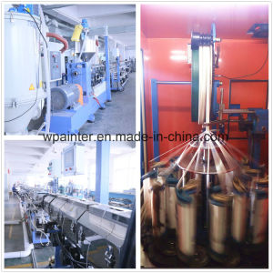 SAE100 R7 7.9X14.3mm High Pressure Hydraulic Spray Hose pictures & photos