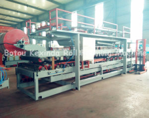 Sandwich Roofing and Wall Panel Production Line Machine pictures & photos
