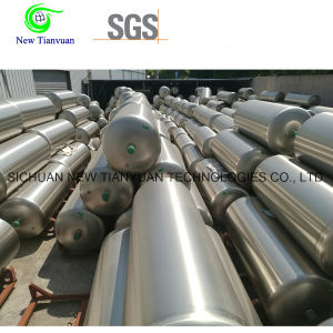 Ln22 Liquid Nitrogen High Pressure 3.5MPa Cryogenic Liquid Cylinder pictures & photos
