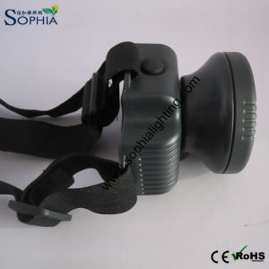 3W Rechargeable Farmers Head Lamp with CREE LED Waterproof pictures & photos