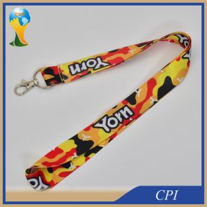 Polyester Sublimation Lanyard No Minimum Order pictures & photos