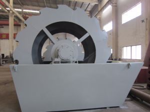 Bucket Sand Recycling Washing Plant for Mining pictures & photos