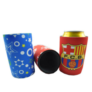 Wholesale Price Colorful Promotional Neoprene Beer Bottle Cooler pictures & photos