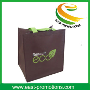 Printed PP Non-Woven Shopping Tote Bags pictures & photos