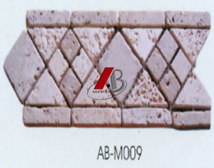Mosaic Tile Made of Natural Quartzites pictures & photos