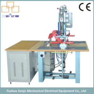 High Frequency Towel Embossing Welding Machine Hot Sale, Ce Approved pictures & photos