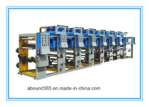 Intaglio Printing Machine for PP/PE pictures & photos