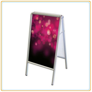 Wholesale Snap Frame Poster Stand, Aluminum a Board Stand (E06P2) pictures & photos