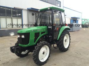 Suyuan Sy-554-1 4WD Agricultural Farm Wheeled Tractor
