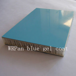 Waterproof Anti-Slip Scaffolding Panel FRP Sandwich Panel pictures & photos