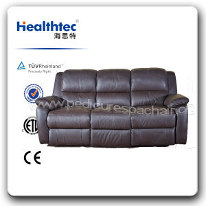 2 or 3 Seats Black Office Sofa Made in China (B078K) pictures & photos