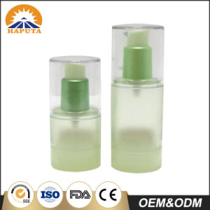 60ml Beauty Personal Care Clear Cosmetic Airless Bottle pictures & photos