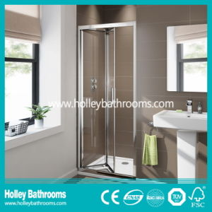 Popular Pivot Door with Tempered Laminated Glass (SE922C) pictures & photos