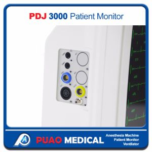Pdj-3000 Portable Patient Monitor with Cardiac Monitor pictures & photos