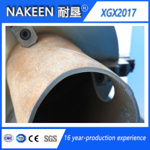 CNC Pipe Bevel Cutting Machine Xgx2016 From Nakeen pictures & photos