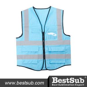 Swallowtail Reflective Vest (Light Blue) (RF0012LB) pictures & photos