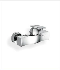 Oudinuo Single Handle Brass Wall-Mounted Kitchen Mixer & Faucet 67518-1 pictures & photos
