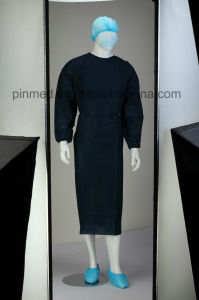Hot Sale Disposable Impervious Isolation Gown pictures & photos