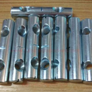 Special Stainless Steel Brand New Double Hole Nut pictures & photos